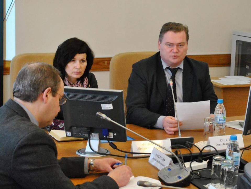 Семинар по взаимодействию органов власти в сфере межнациональных отношений