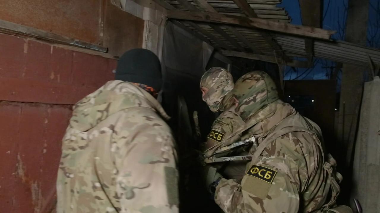 В Республике Крым задержаны сторонники международной террористической организации