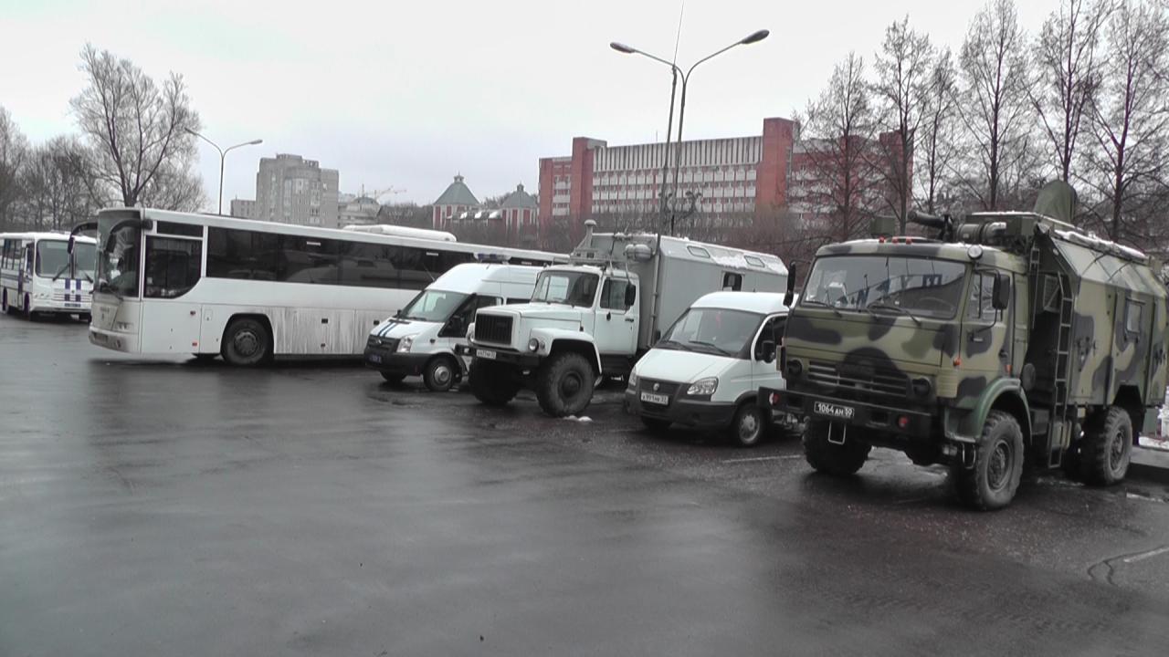Под руководством Оперативного штаба в Ивановской области прошли командно-штабные учения «Метель-2017»