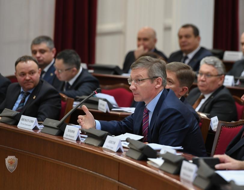 В Казанском Кремле состоялось совместное заседание Совета Безопасности Республики Татарстан, Координационного совещания по обеспечению правопорядка в Республике Татарстан и антитеррористической комиссии в Республике Татарстан
