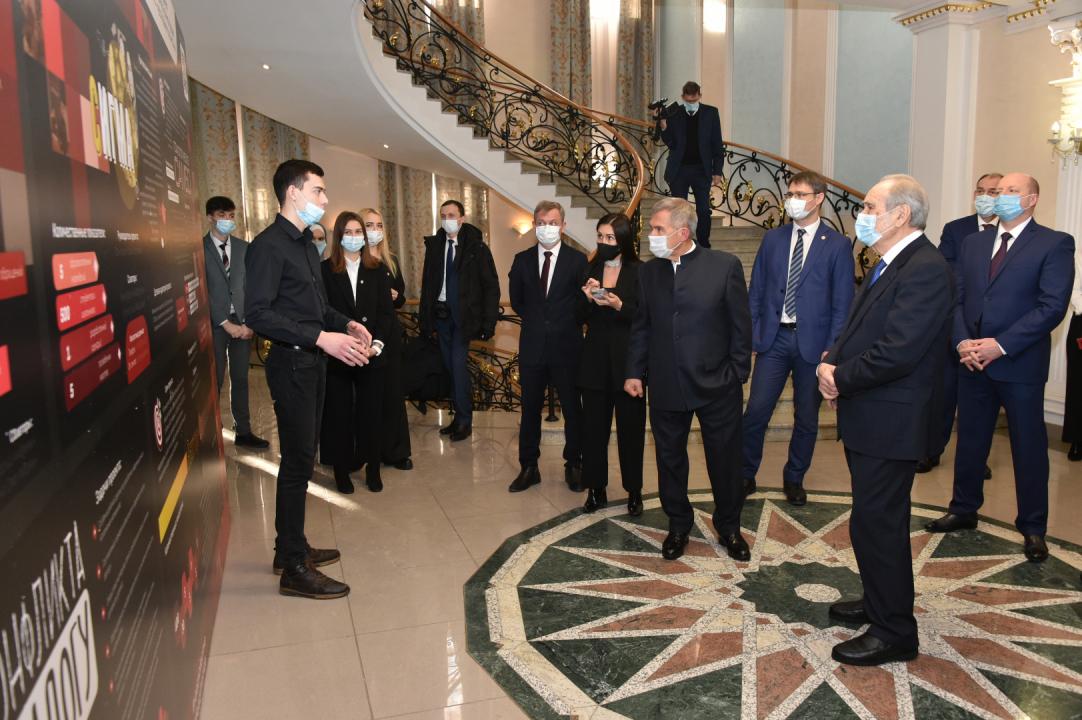 Состоялось заседание антитеррористической комиссии в Республике Татарстан