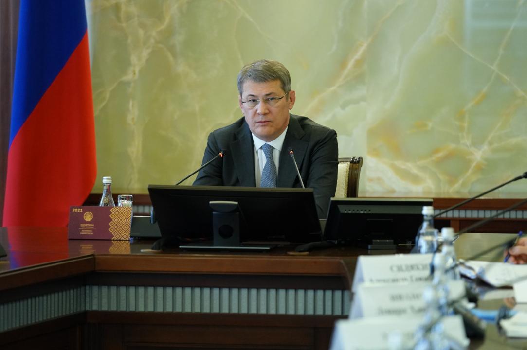 Проведено заседание антитеррористической комиссии в Республики Башкортостан