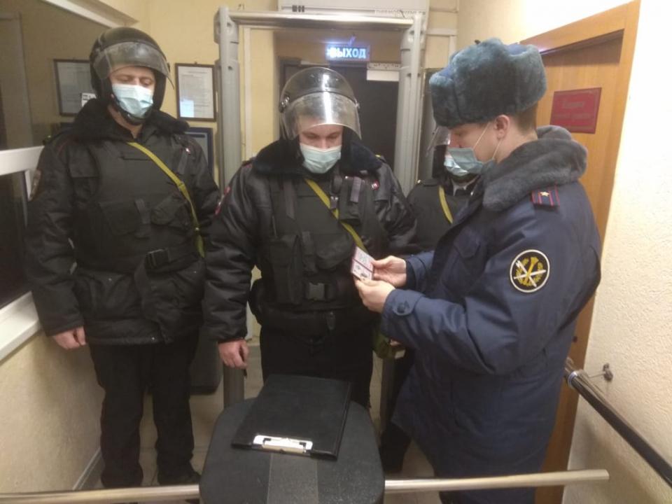 Оперативным штабом в Орловской области проведено командно-штабное учение