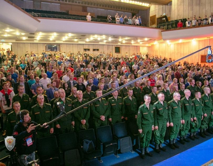 В Московской области проведено спортивно-патриотическое мероприятие, посвященное памяти сотрудников «Альфа», погибших при исполнении воинского долга