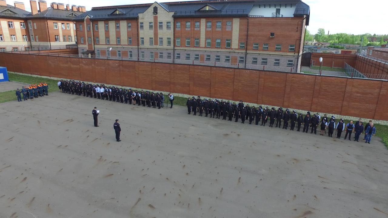 Сбор сил и средств оперативной группы в Боровичском районе