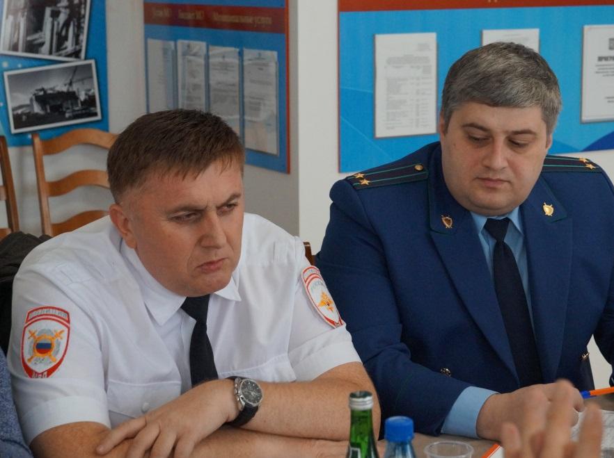 На заседании антитеррористической комиссии Кизилюрта подведены итоги деятельности за 2018 год