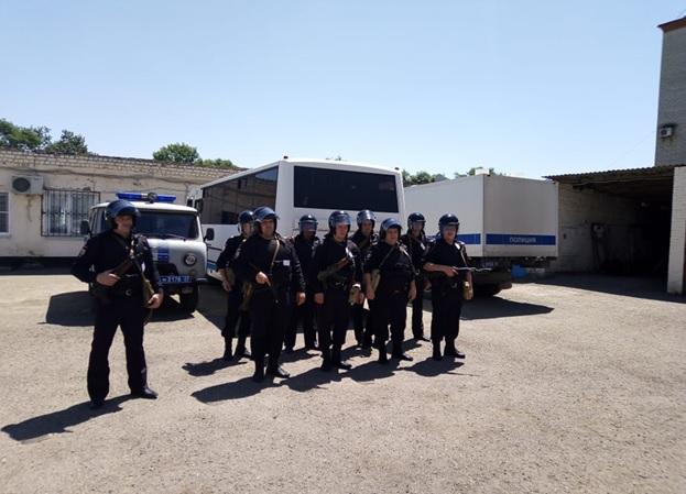 Оперативным штабом в Краснодарском крае проведено командно-штабное антитеррористическое учение «Шторм–2020»