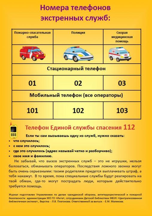 "Детский журнал ""Детство без опасности"" № 4"