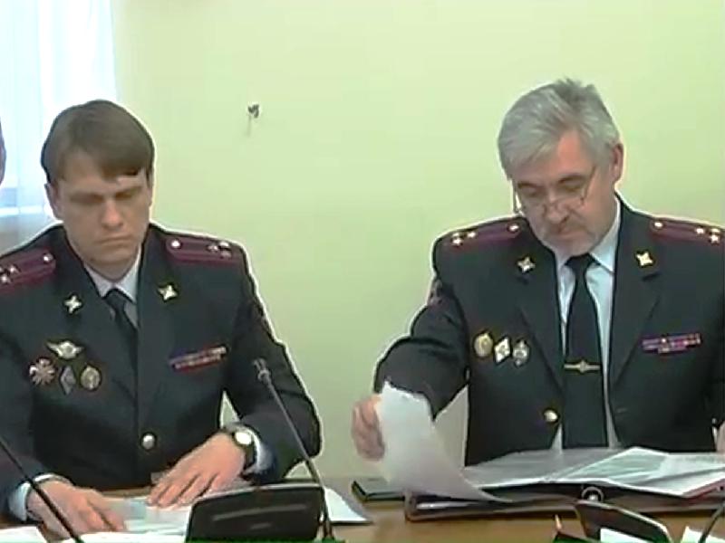 Губернатор Курской области провел очередное заседание антитеррористической комиссии