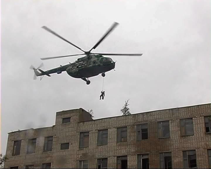 В Комсомольске-на-Амуре прошло антитеррористическое учение