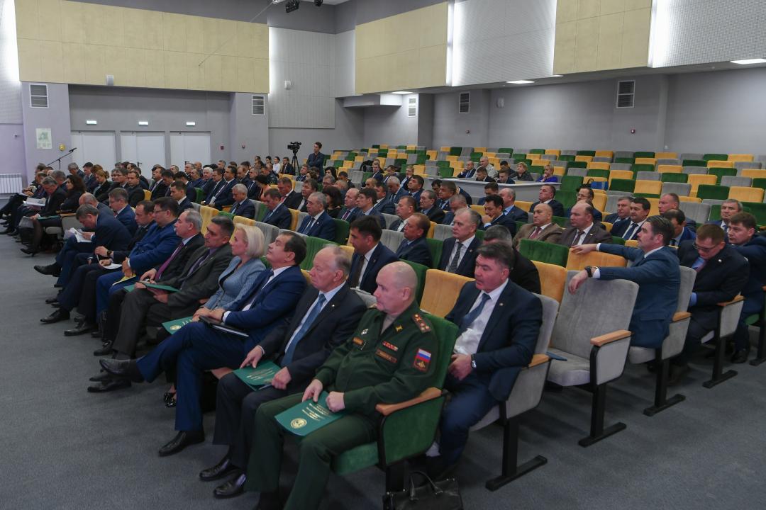В Набережных Челнах состоялось выездное заседание антитеррористической комиссии в Республике Татарстан