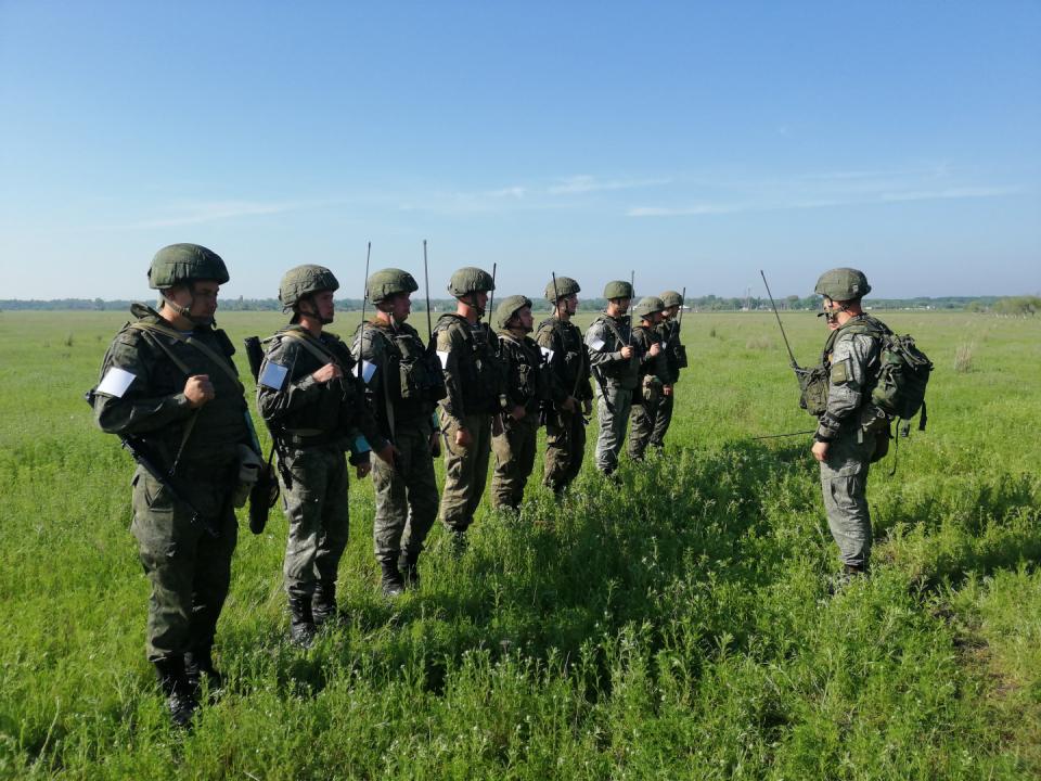 Оперативный штаб в Ставропольском крае провел плановое антитеррористическое тактико-специальное учение «Кочубеевский-Рельеф-2019»
