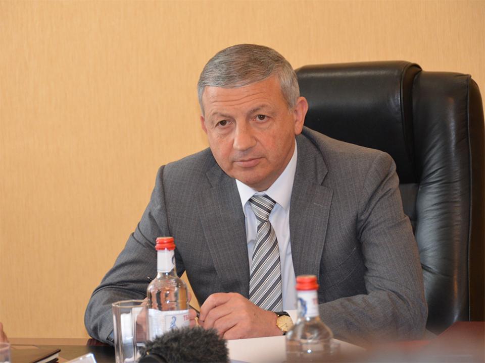 Председатель АТК в РСО-Алания, Глава РСО-Алания Битаров В.З.