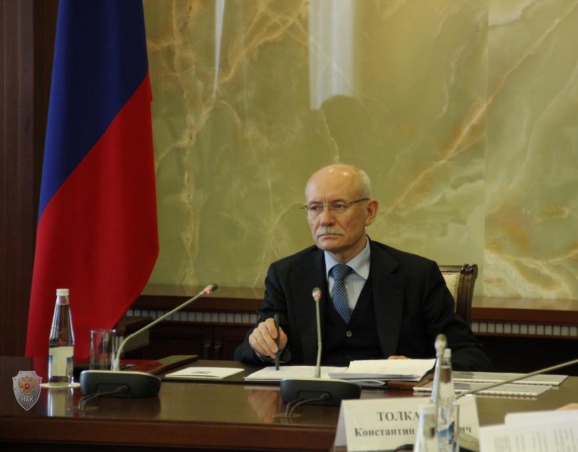 Глава Республики Башкортостан Рустем Закиевич Хамитов