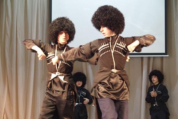 Дни абхазской культуры в Ленинградской области