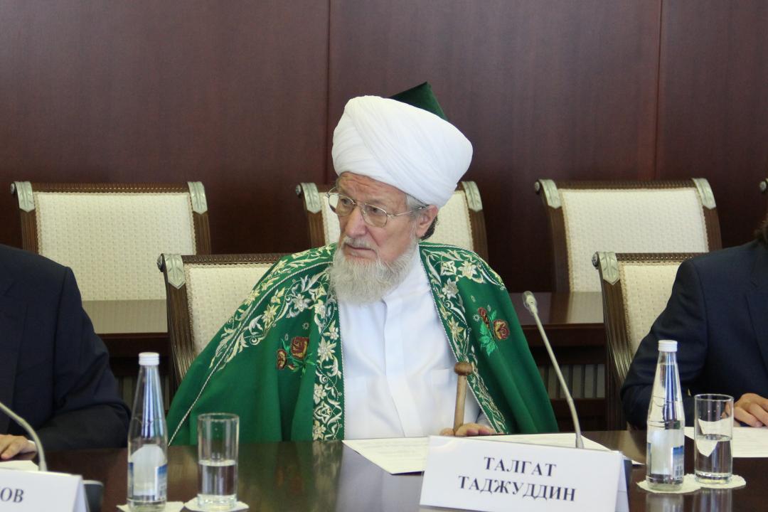 Глава Республики Башкортостан Рустэм Закиевич Хамитов провёл очередное заседание антитеррористической комиссии Республики Башкортостан