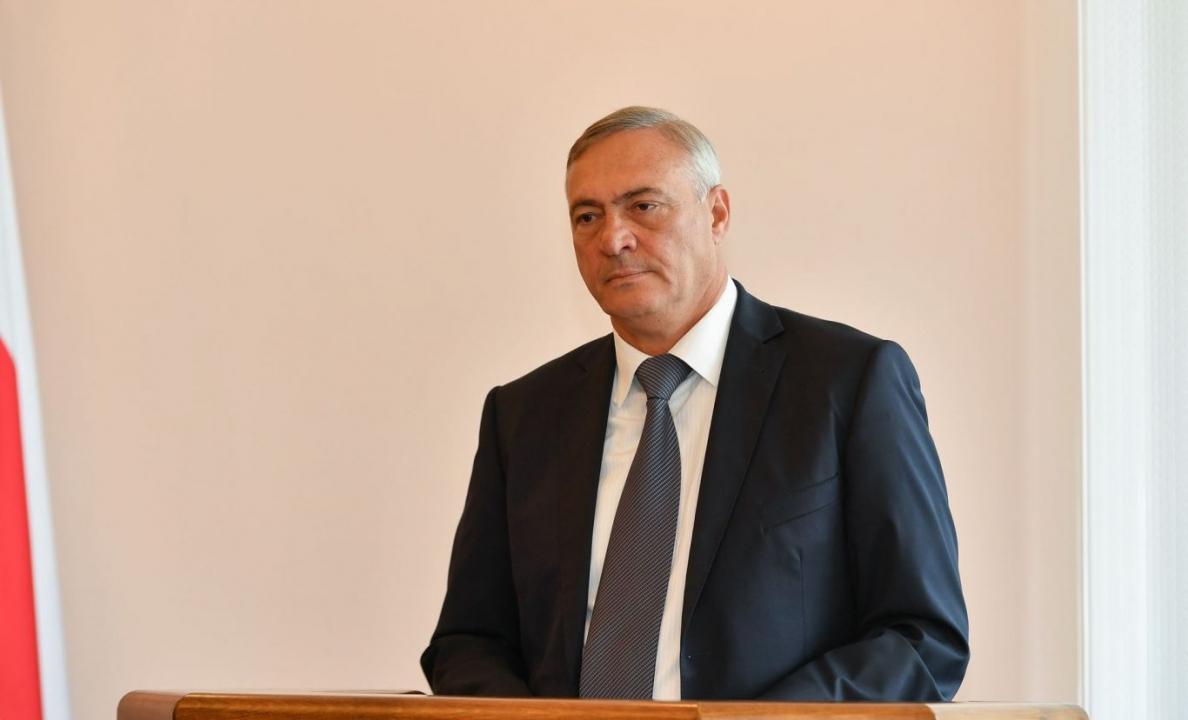 Албегов Б.Х., глава администрации местного самоуправления муниципального образования городской округ г. Владикавказ