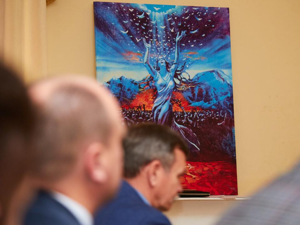 В Москве открылась фотовыставка в рамках проекта «Помнить, чтобы жить», посвященная трагическим событиям в школе № 1 города Беслана