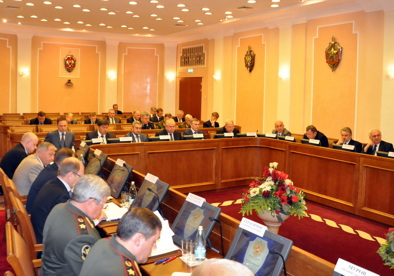 21 мая 2013 года проведено 42-е заседание Федерального оперативного штаба