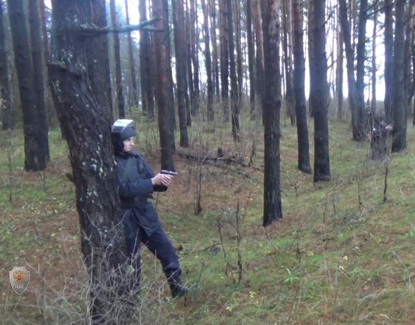 Оперативным штабом в Новгородской области проведено командно-штабное учение под условным наименованием «Рельеф-2017»