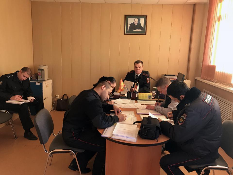 В Усинске прошли антитеррористические командно-штабные учения