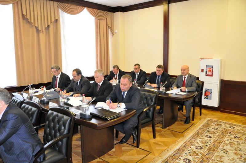 26 февраля 2013 года в Пятигорске проведено 38-е заседание Национального антитеррористического комитета