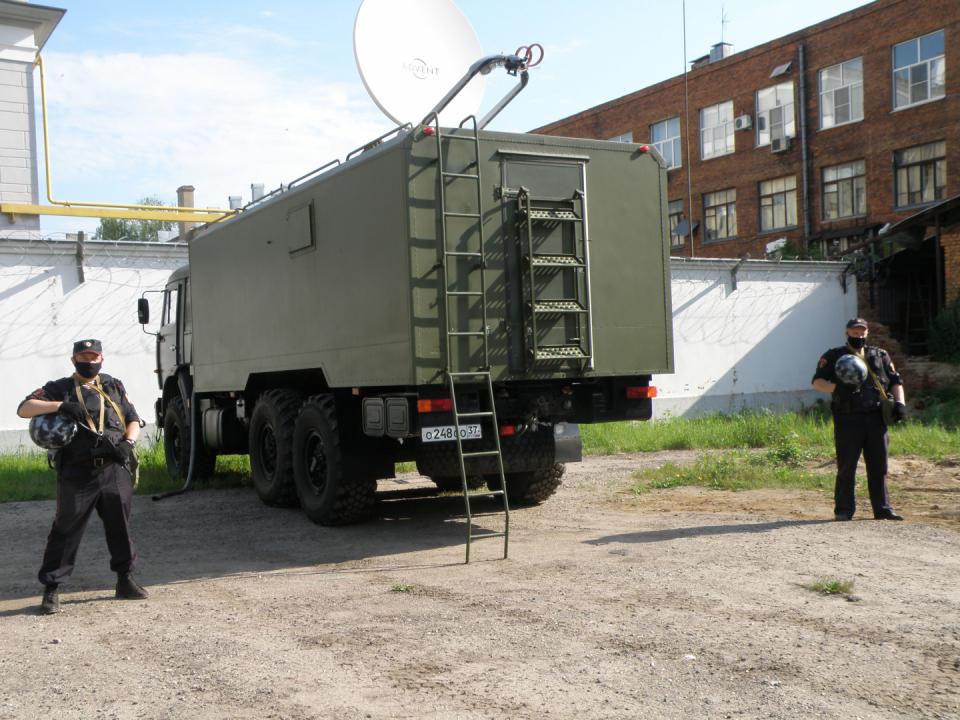 В Ивановском районе проведено командно-штабное учение «Набат-2020»