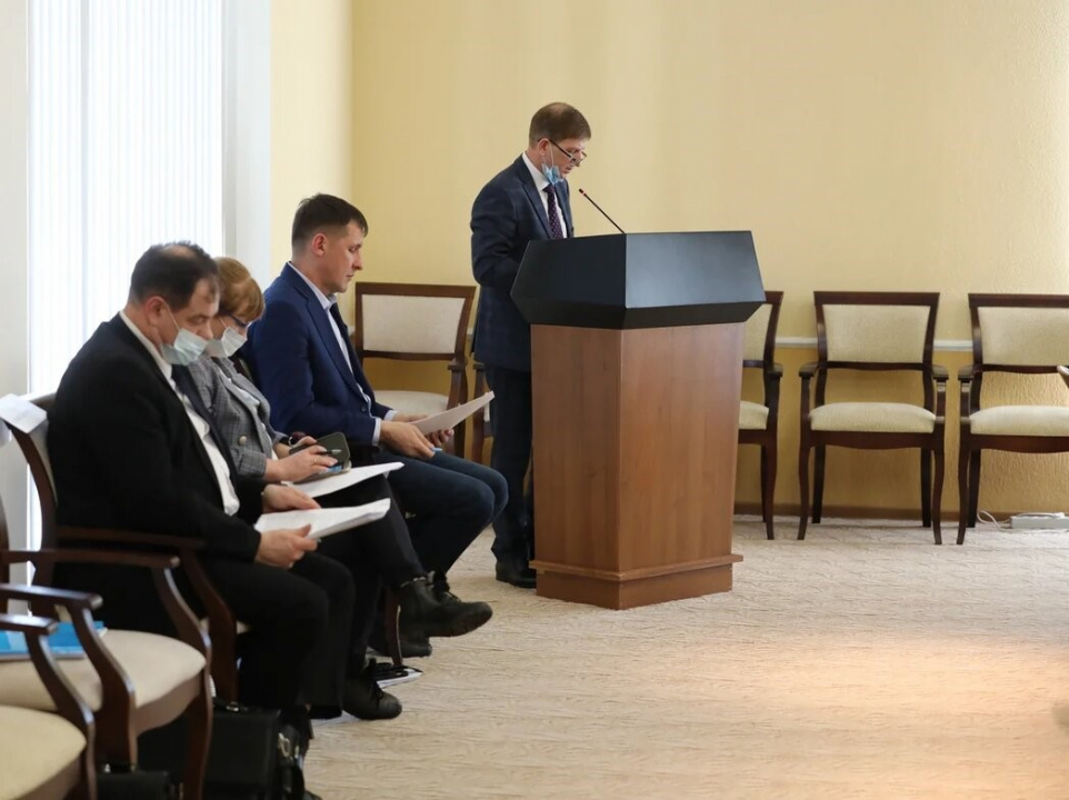 Заседание антитеррористической комиссии прошло в Нижегородской области