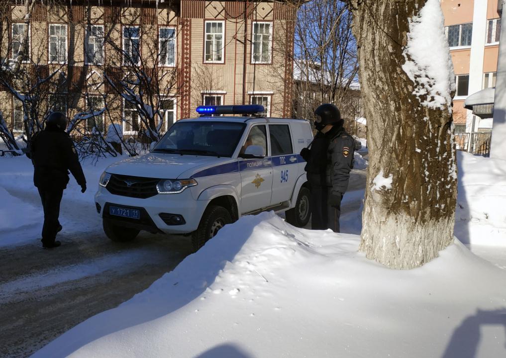 Оперативным штабом в Республике Коми проведены плановые командно-штабные учения