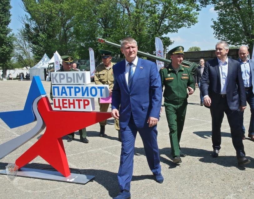 В Крыму прошел региональный форум «Крымпатриотфорум: региональная политика в сфере патриотического воспитания».