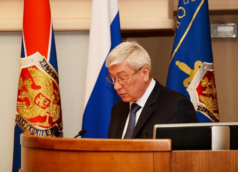 В Москве под руководством Председателя НАК, Директора ФСБ России А.В. Бортникова проведено 45-е заседание НАК