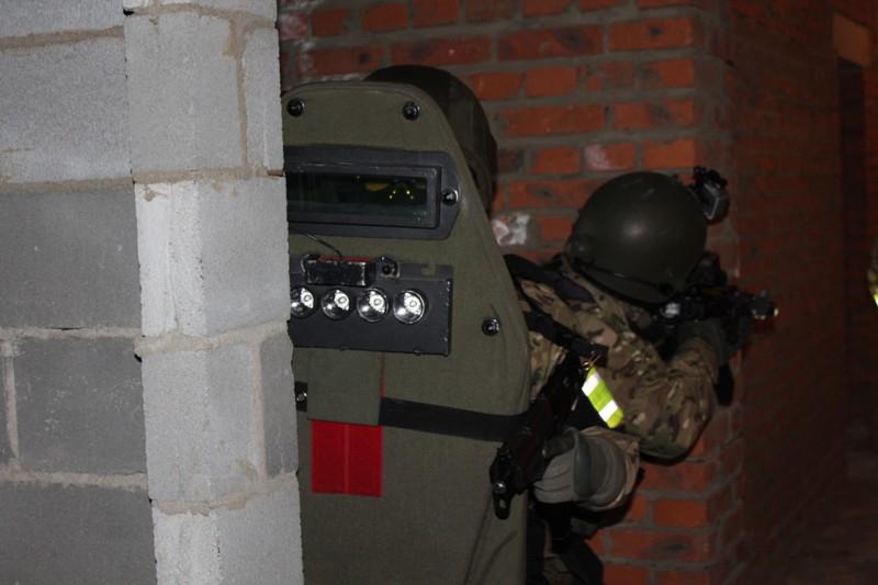 Тактико-специальное учение «Метель – Хабаровск 2014». Хабаровский край. 2 апреля 2014 года
