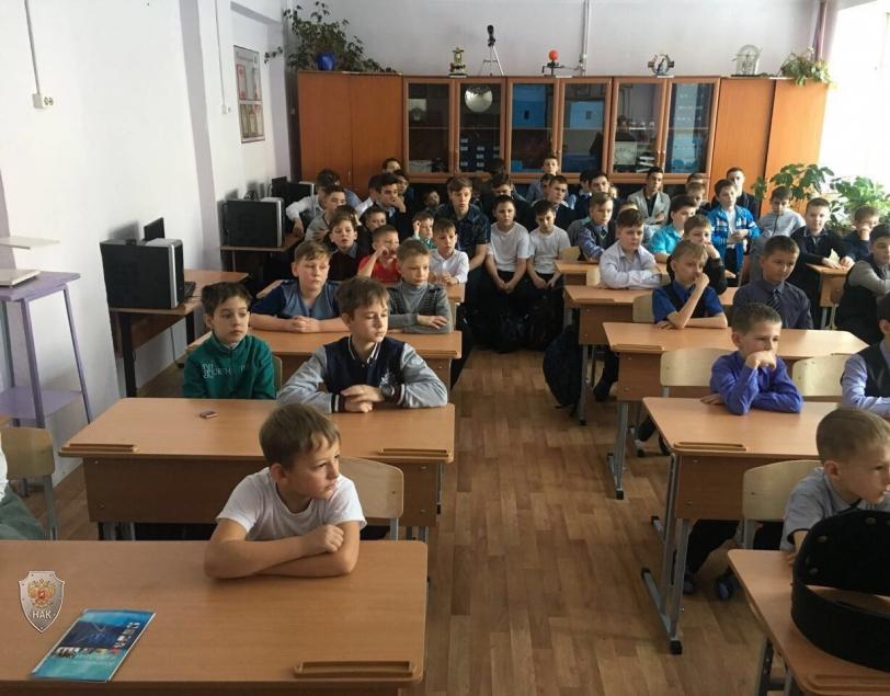 В Дальнереченске провели мастер класс для представителей спортивной молодежи и учащихся учебных заведений