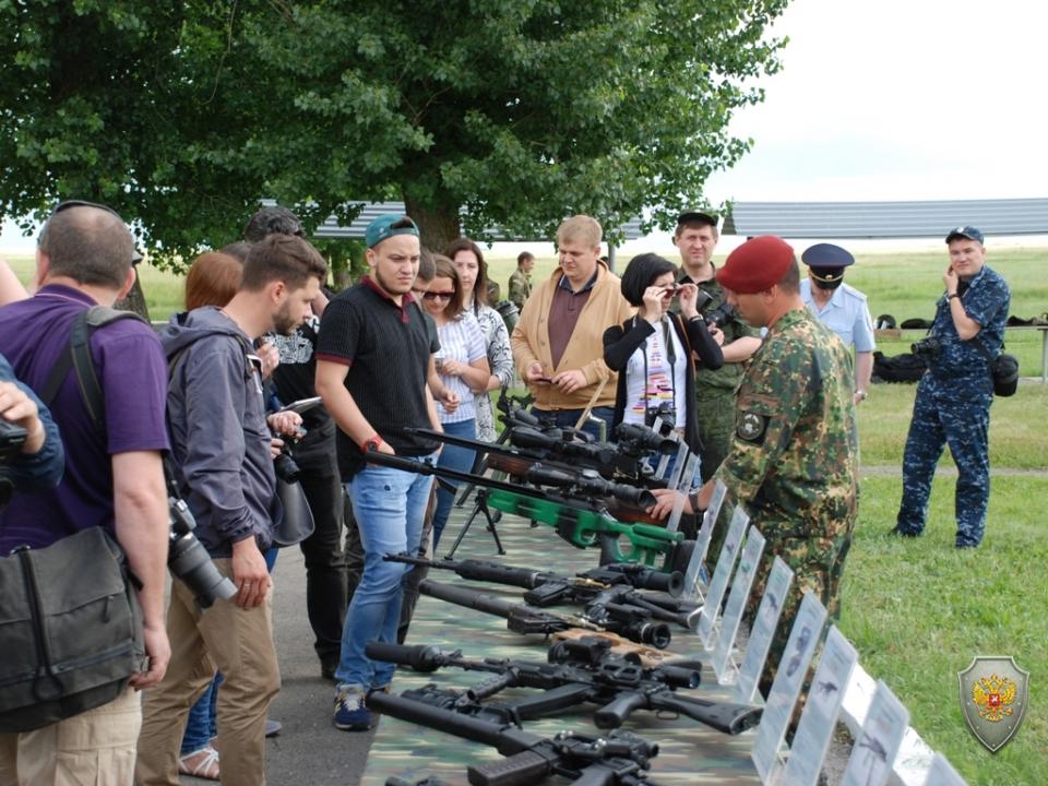 Комплексный учебный-практический семинар с представителями СМИ в Ростовской области