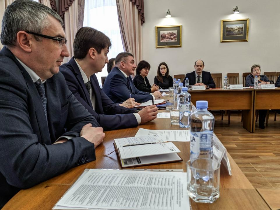 Выступление директора Ивановского филиала РАНХиГС Смирнова Е.А.