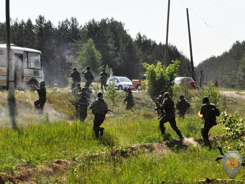 В Нижегородской области завершились очередные курсы «Бастион»