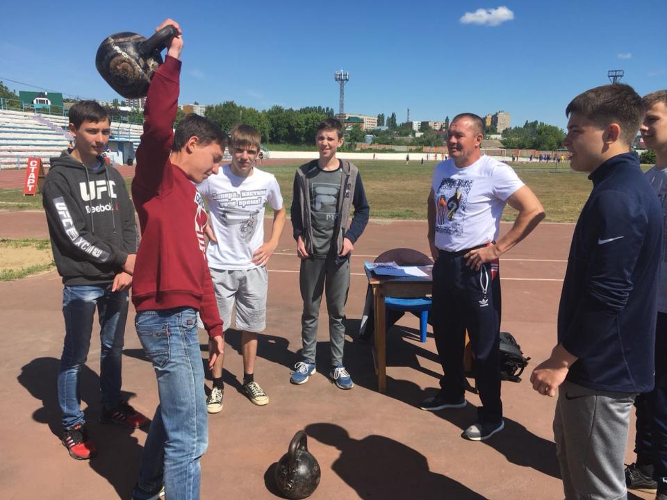 В Вольском районе области состоялся Третий экологический, спортивно-патриотический фестиваль «Мы, граждане великой страны – за здоровый образ жизни!»