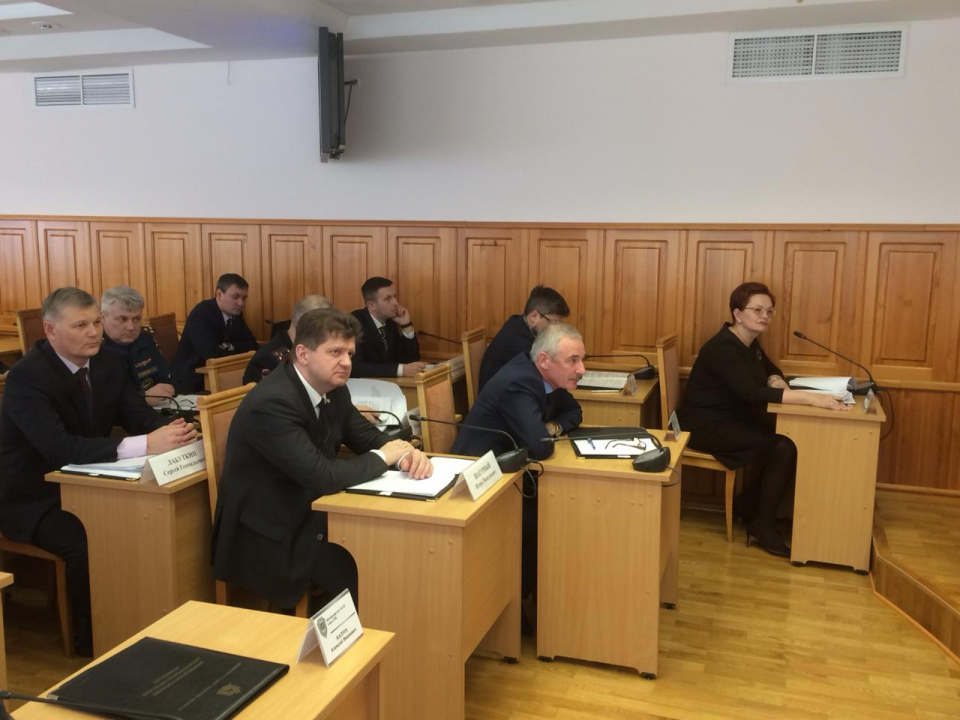 В Томской области проверяют антитеррористическую защищенность объектов ТЭК