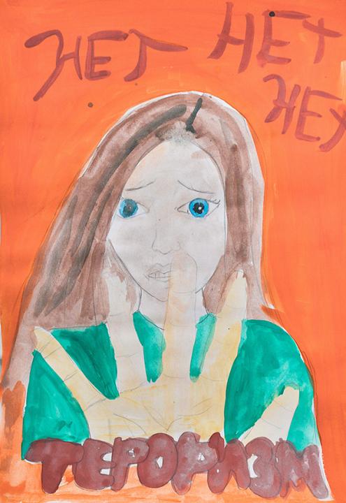 Конкурс школьных рисунков в Благовещенске. 21 марта 2014 года. Региональная общественно-политическая газета «Амурская правда»