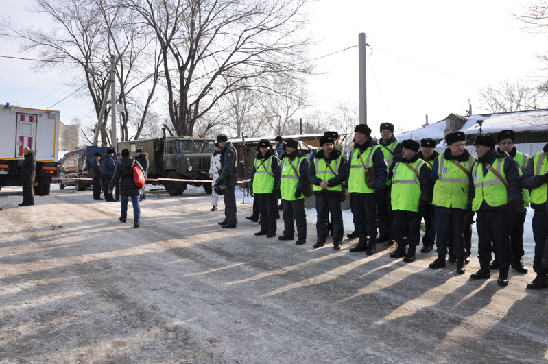 Антитеррористическое учение «Сигнал» в Ульяновской области. 25 февраля 2015 года