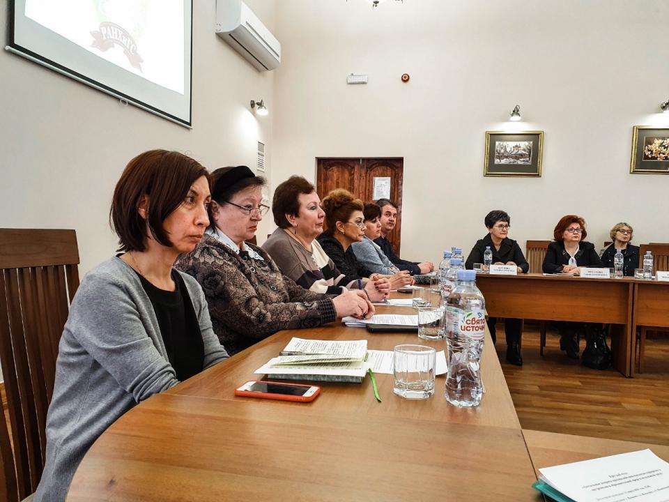 Участники мероприятия – руководители высших и средних профессиональных учебных заведений Ивановской области