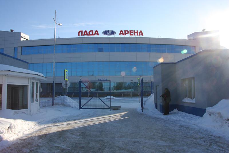 Командно-штабное учение «Метель-Лада-Арена-2015» в Самарской области. 19 февраля 2015 года.