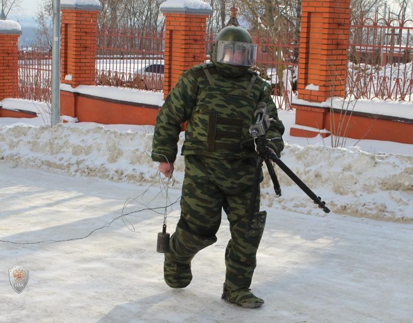 Оперативным штабом в Брянской области проведено командно-штабное учение