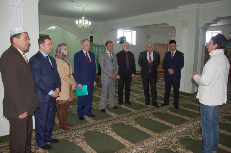 «Круглый стол» в Батыревском районе посвящен теме профилактики экстремизма и терроризма