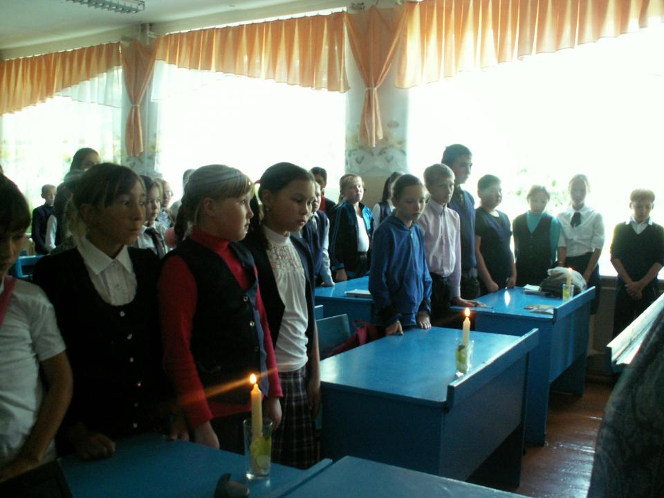 В образовательных организациях Республики Марий Эл проведены мероприятия ко Дню солидарности в борьбе с терроризмом