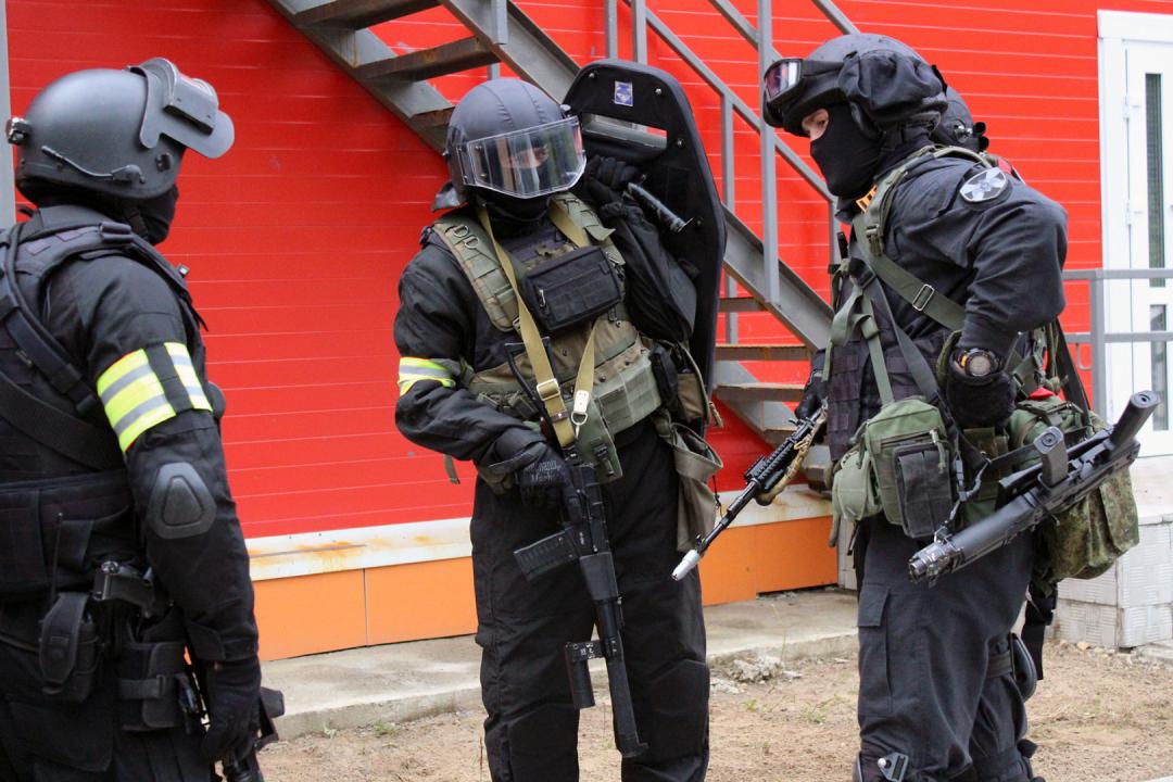 Оперативным штабом в Республике Коми проведены плановые тактико-специальные учения «Метель-Сыктывкар»