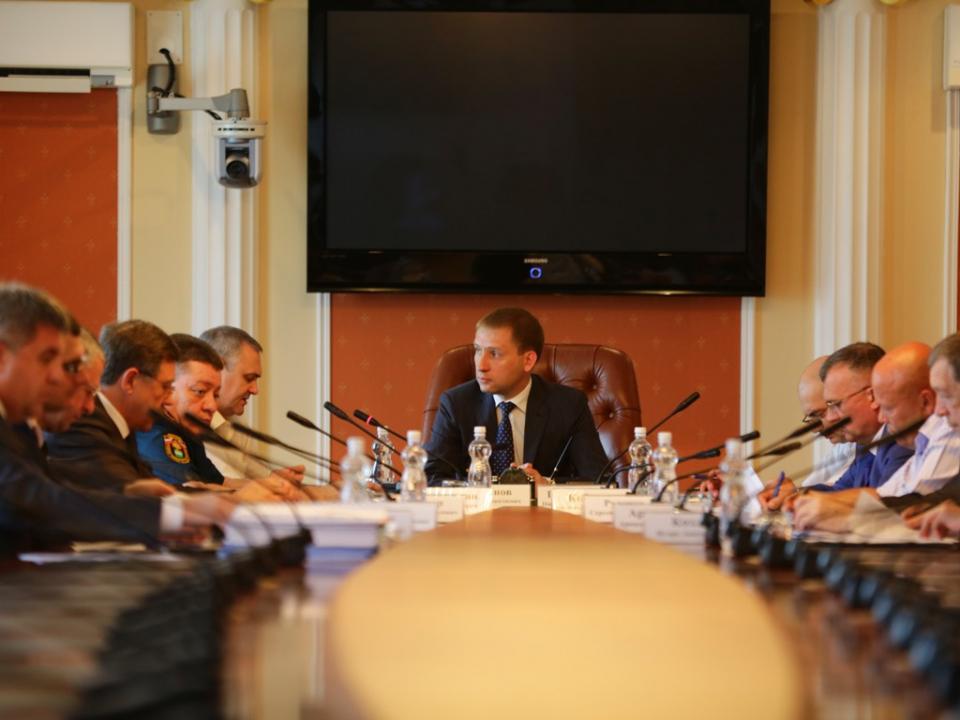 Недочеты, найденные на амурских объектах ТЭК, обсудили на заседании антитеррористической комиссии в Амурской области