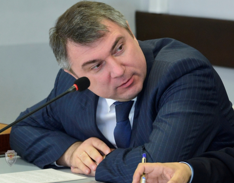 Главный федеральный инспектор по Республике Тыва А.Г.Вавилихин