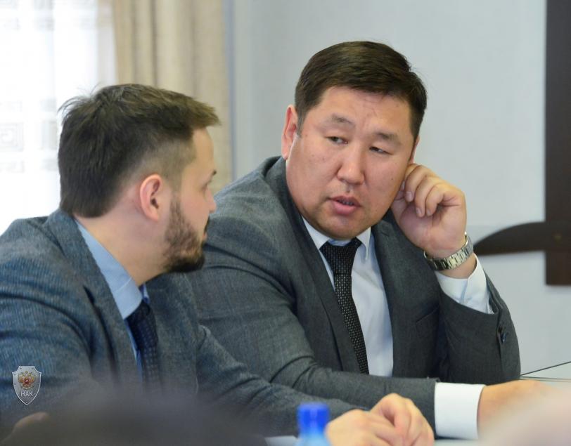 заместитель Председателя Правительства Республики Тыва А.М. Чудаан-оол