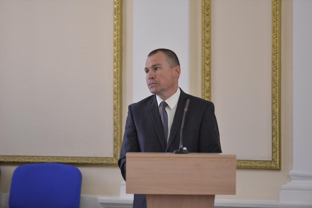 Прошло заседание антитеррористической комиссии Брянской области